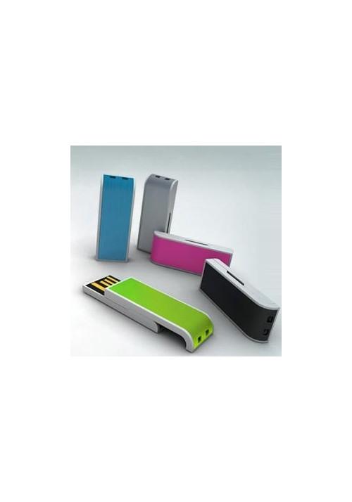 CHIAVE USB 2.0 DA 2 GB - MOD. 4
