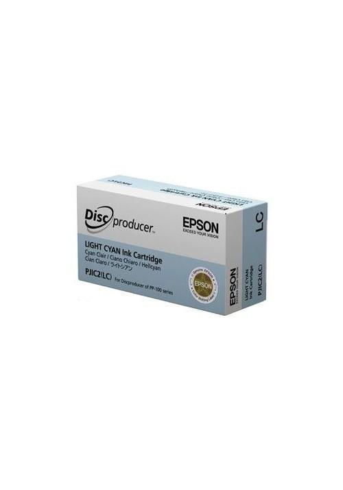 CARTUCCIA LIGHT CIANO PJIC2 (Per Epson PP-100 / PP-50)