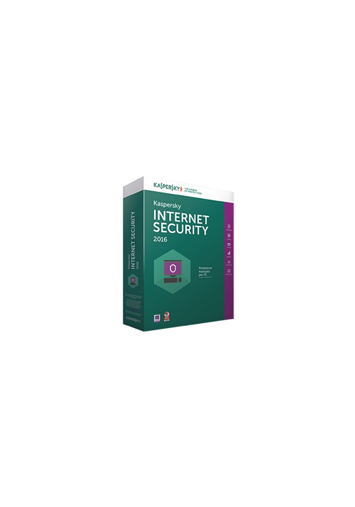 Kaspersky Internet Security 1pc 12mesi