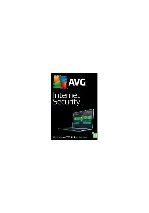 AVG Internet Security 1pc 12mesi