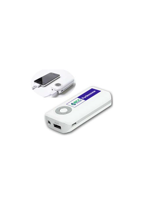 Power Bank con Torcia Led